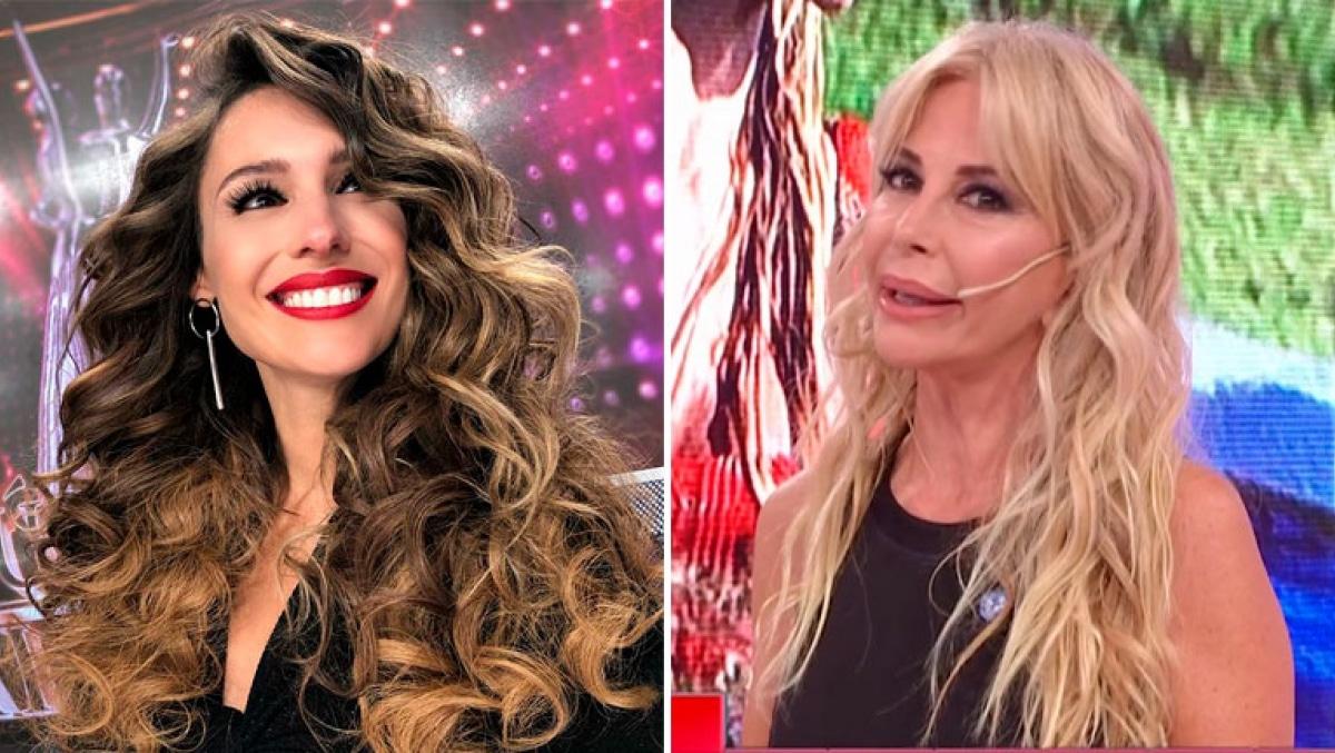Pampita y Graciela Alfano