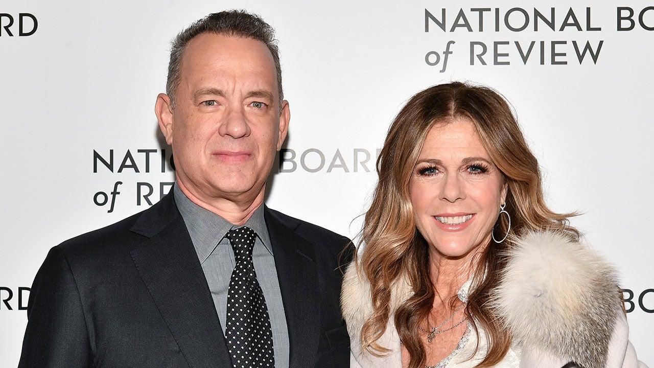 Tom Hanks y Rita Wilson 1