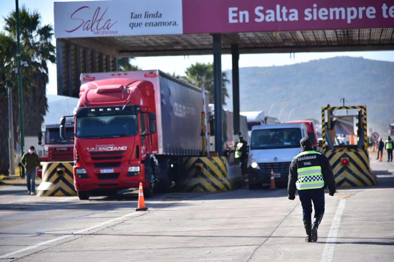 camioneros