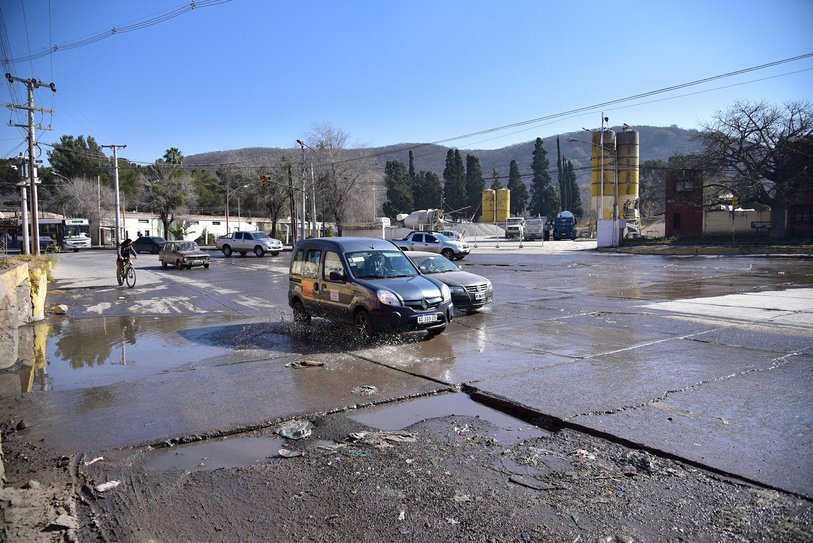 Vía Pública en Salta