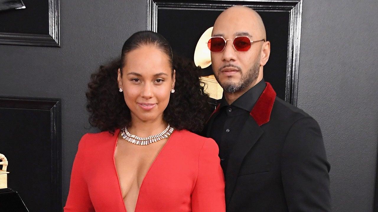 Alicia Keys y Swizz Beatz