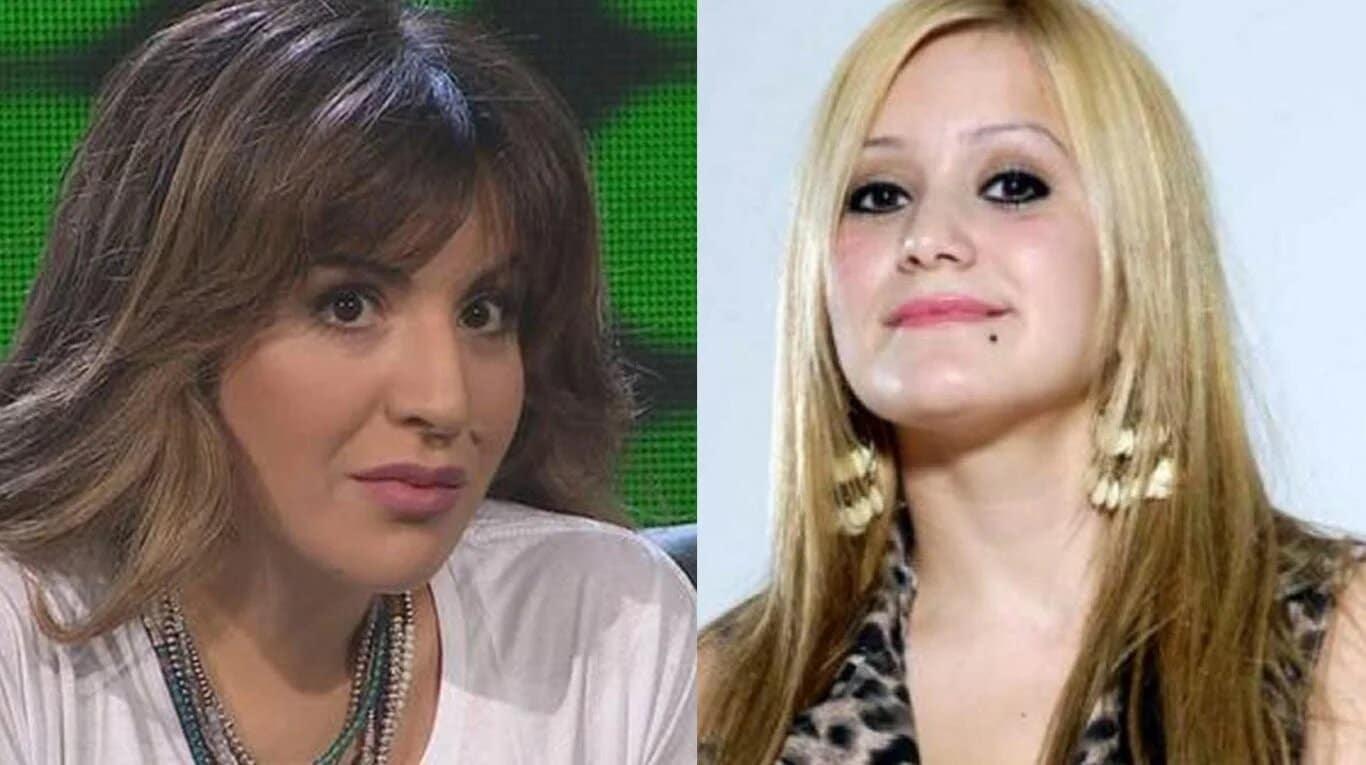Gianinna Maradona y Karina La Princesita