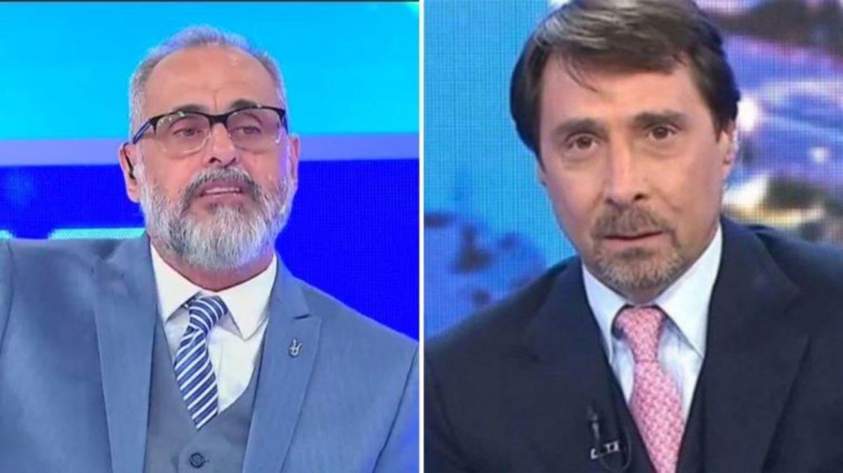 Jorge Rial y Eduardo Feinmann
