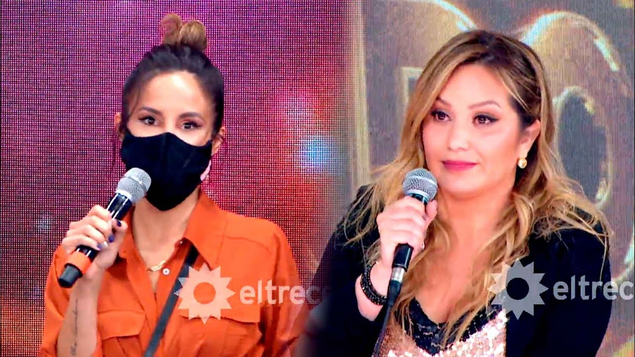 Lourdes Sánchez y Karina La Princesita