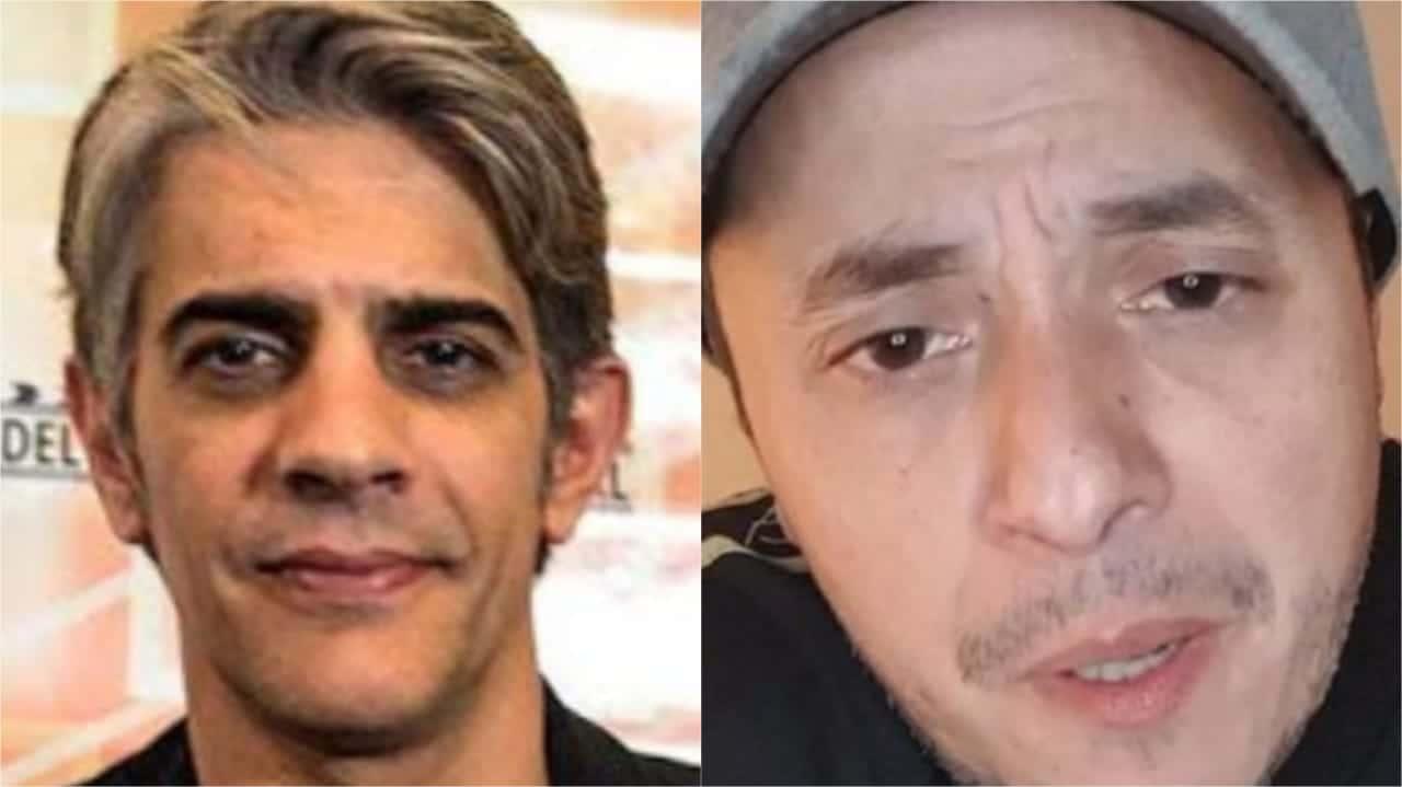 Pablo Echarri y El Dipy