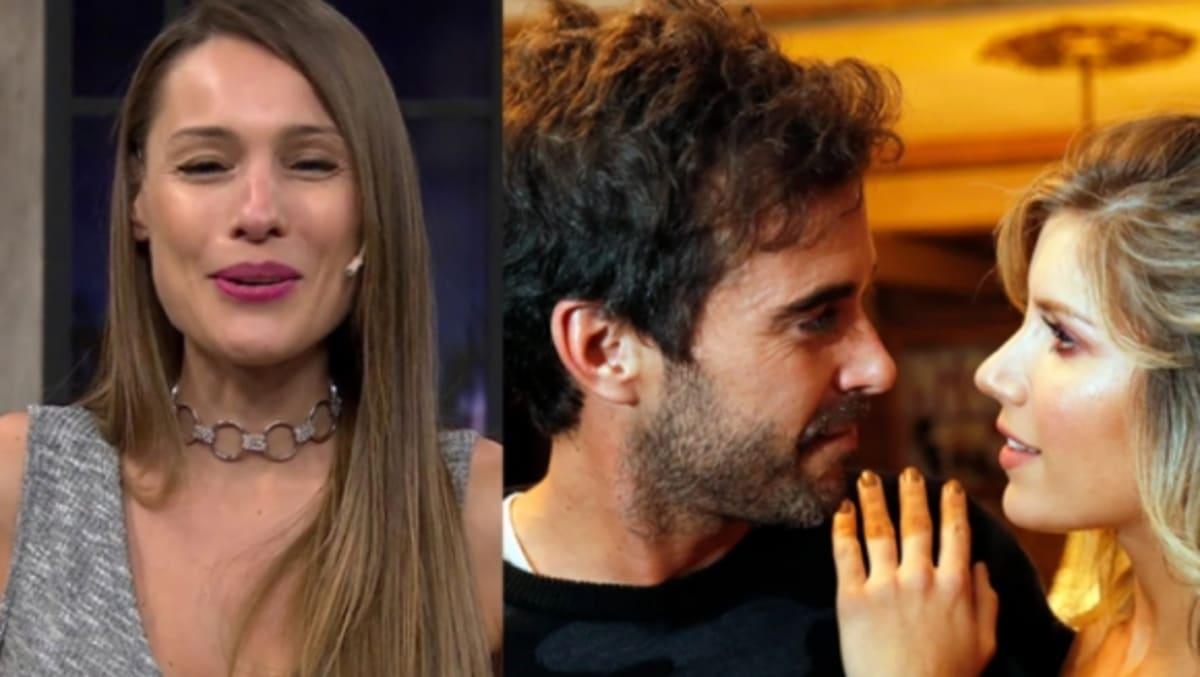 Pampita, Nicolás Cabré y Laurita Fernández