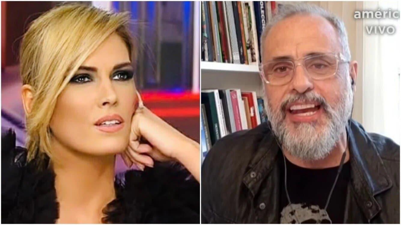 Viviana Canosa y Jorge Rial
