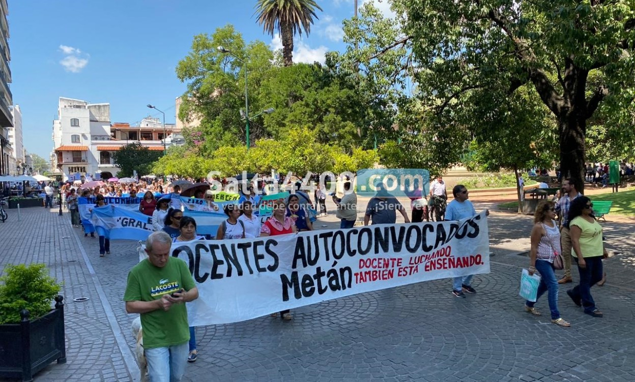 paritarias docentes en Salta