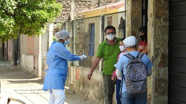 Coronavirus en Salta.