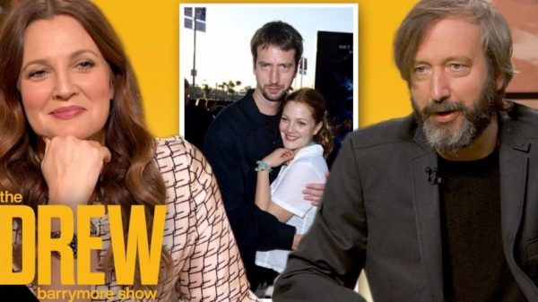Drew Barrymore y Tom Green