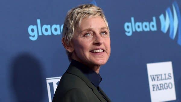 Elle DeGeneres