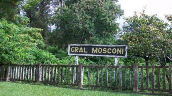 General Mosconi