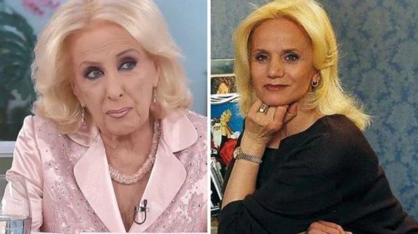 Mirtha Legrand Elsa Serrano