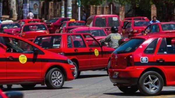 taxis de Salta
