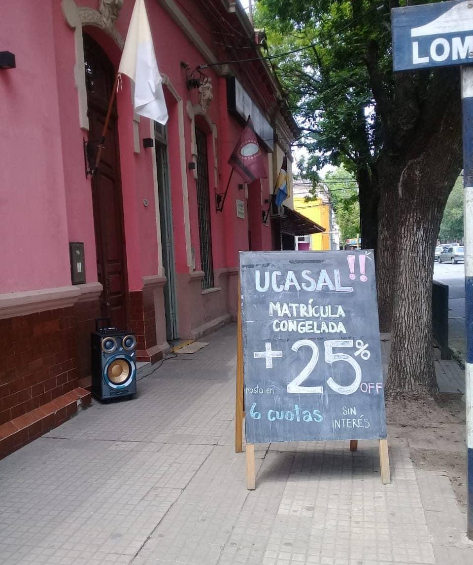 Universidad Católica de Salta - UCASAL- Salta4400