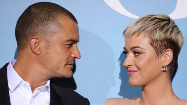 Orlando Bloom y Katy Perry
