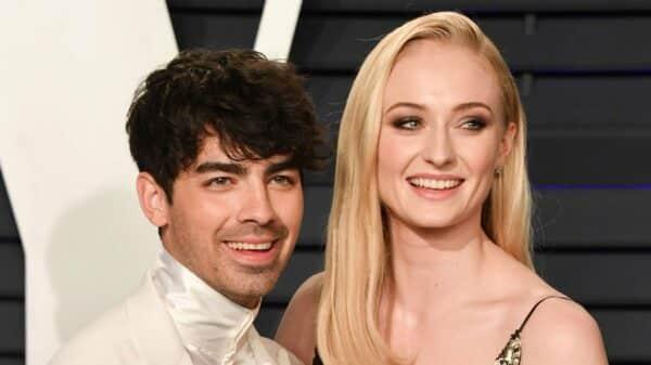 Sophie Turner y Joe Jonas 1