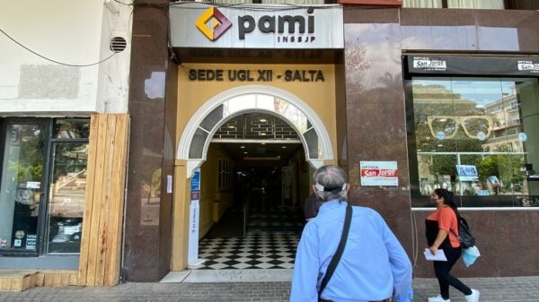 PAMI de Salta