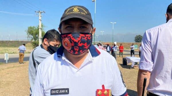 brigadistas de Guachipas