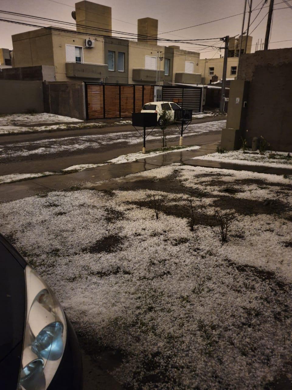 tormenta en Salta