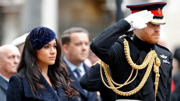 Meghan Markle y el príncipe Harry 5