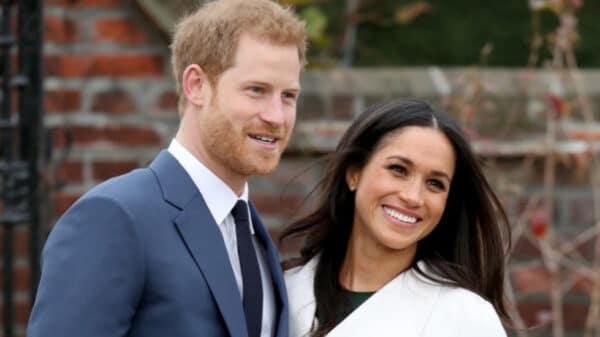 Meghan Markle y el príncipe Harry 6