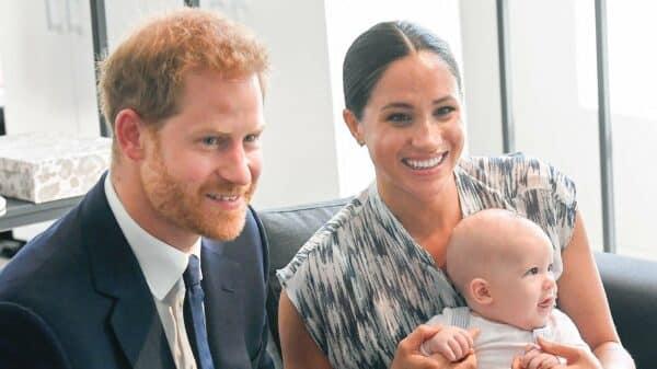 Meghan Markle y el príncipe Harry 7