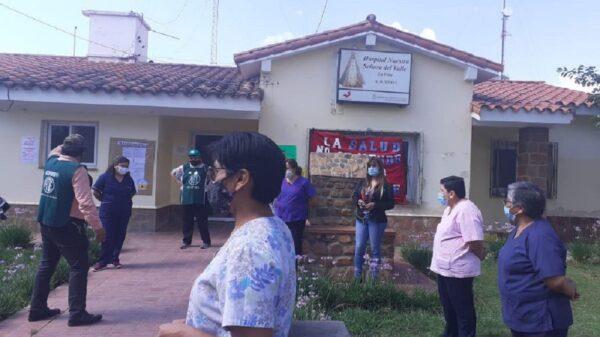 hospital de La Viña
