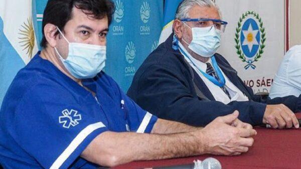 hospital de Orán