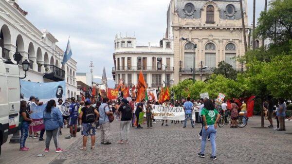 violencia contra las mujeres en Salta