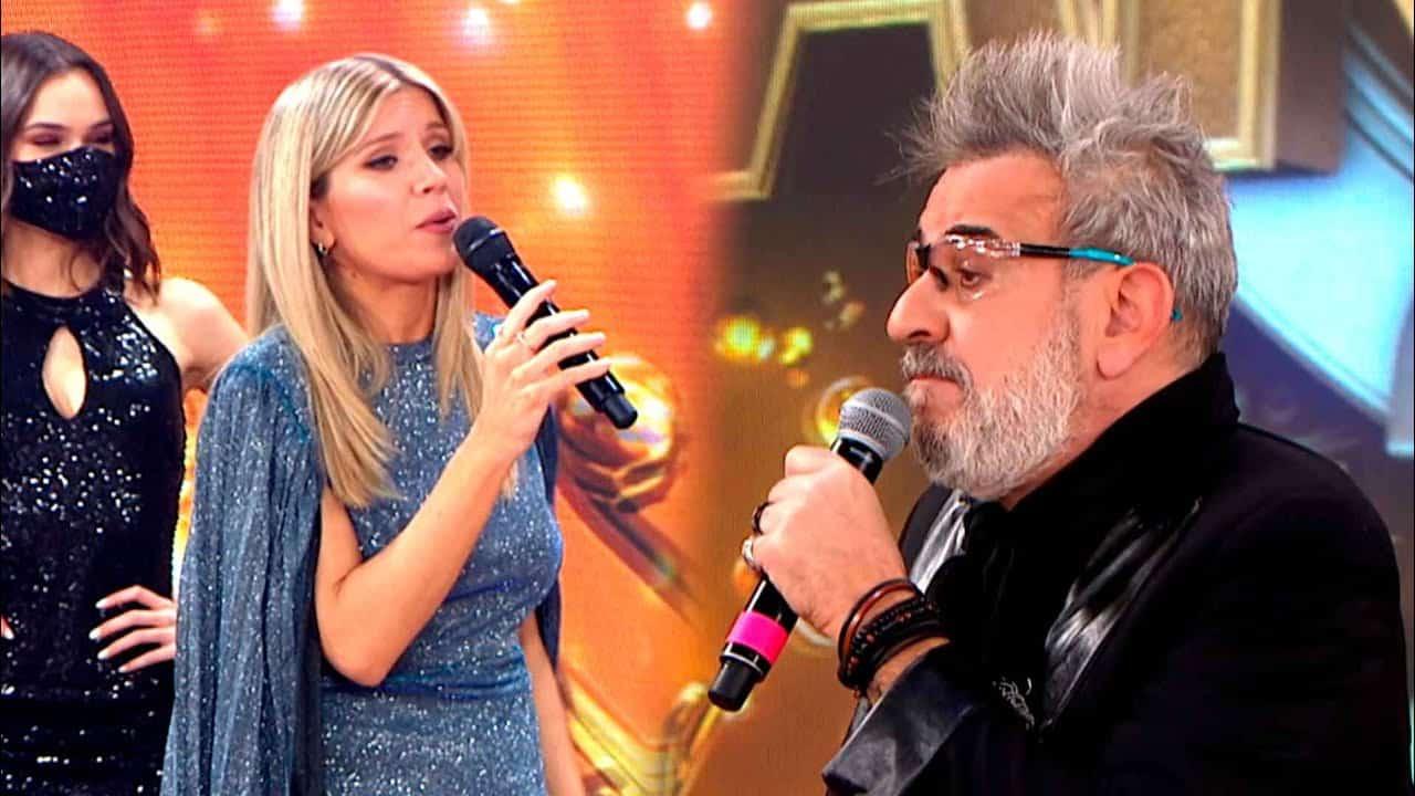 Laurita Fernández y Miguel Ángel Rodríguez.