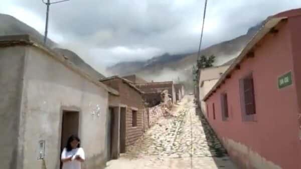 sismo en Salta