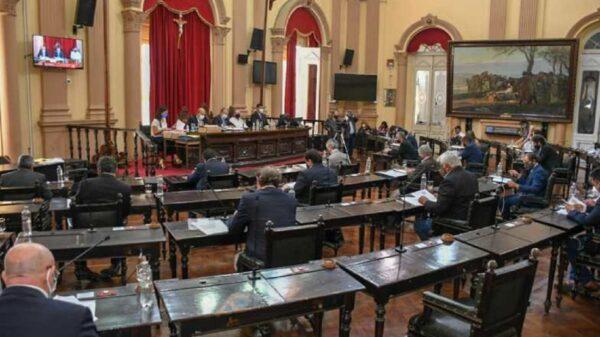 Cámara de Senadores de Salta.