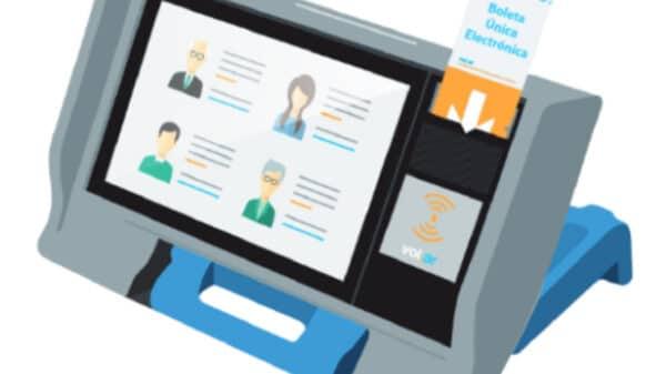 voto electrónico en Salta