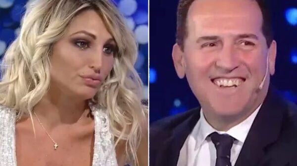 Vicky Xipolitakis y Javer Naselli