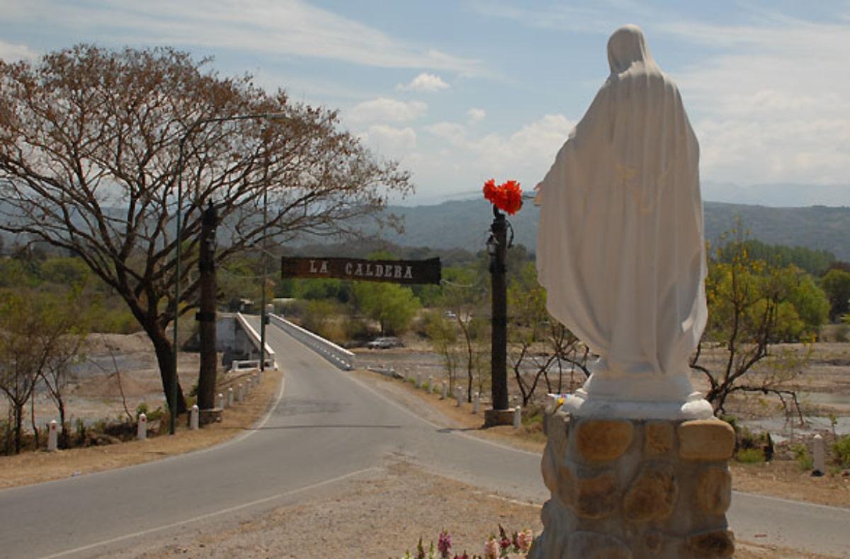 Virgen de La Caldera