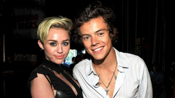 Miley Cyrus y Harry Styles