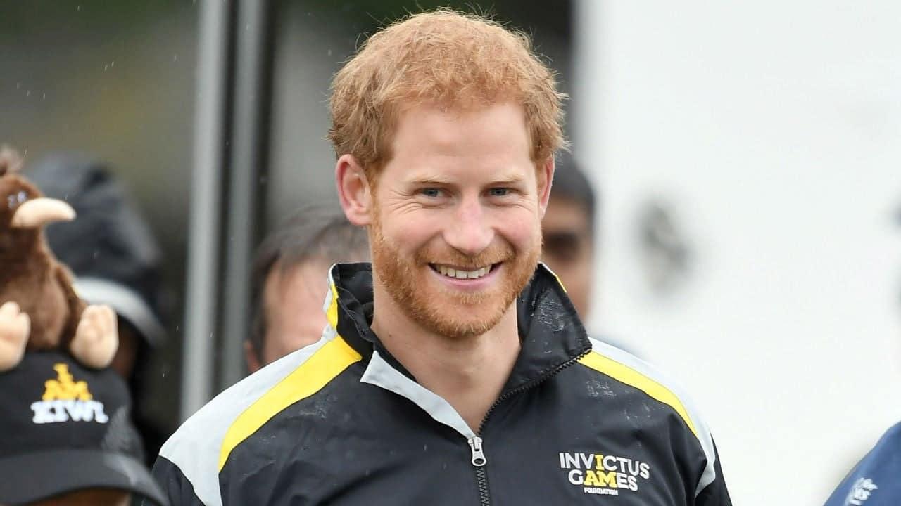 Príncipe Harry