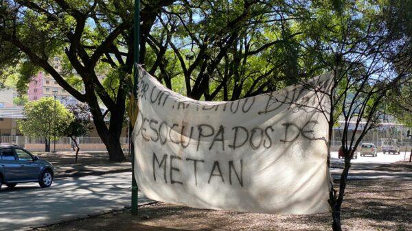 desocupados de Metán