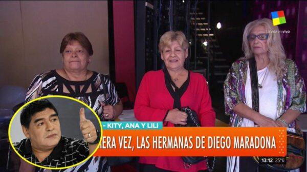Hermanas Maradona
