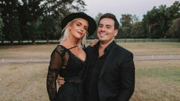 Sofía Aldrey y Fede Bal