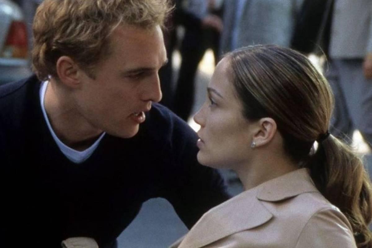 Jennifer López y Matthew McConaughey