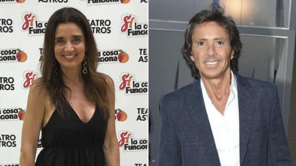 Verónica Varano y Gustavo Bermúdez