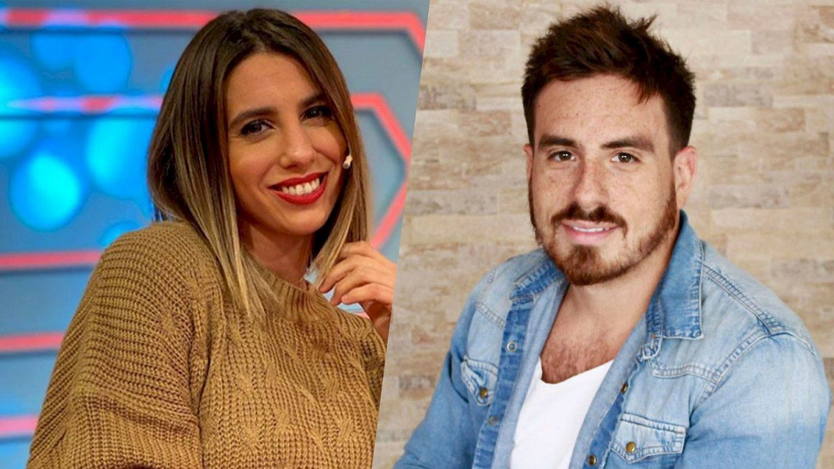 Cinthia Fernández y Fede Bal