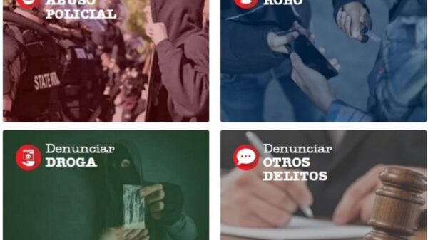 Denuncias Web en Salta