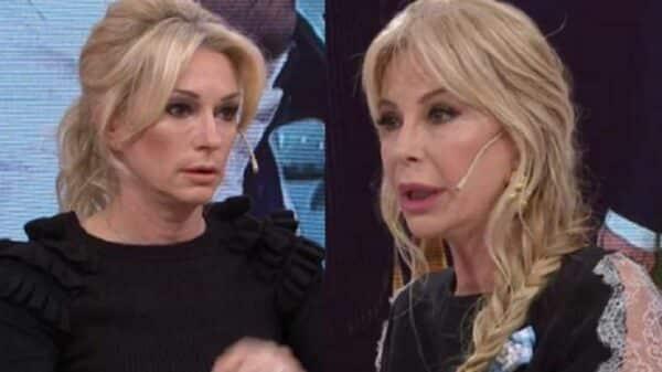 Yanina Latorre y Graciela Alfano
