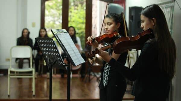Orquesta Sinfónica Infantil y Juvenil de Salta