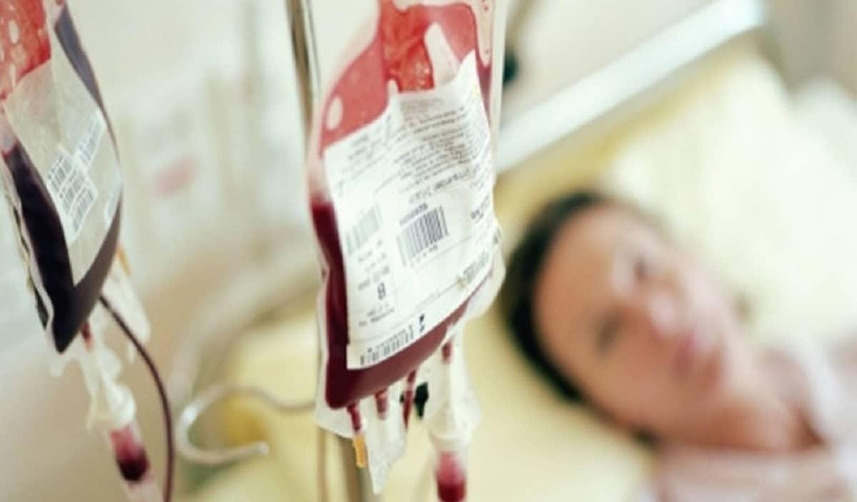 donación de sangre en Salta