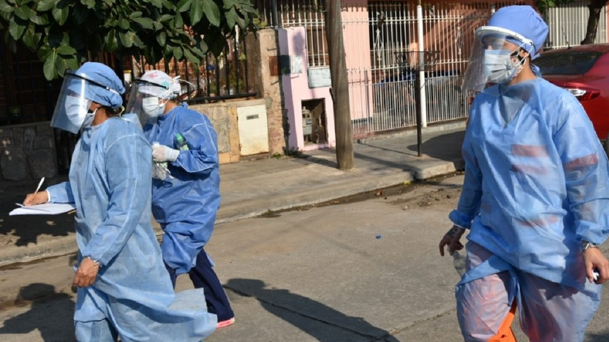 Coronavirus en Jujuy