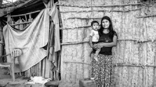 comunidad wichi en Salta